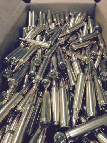 .223 69g HPBT - 500 rounds