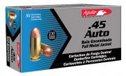 Aguila 1E452110 .45 Auto 230 GR Full Metal Jacket