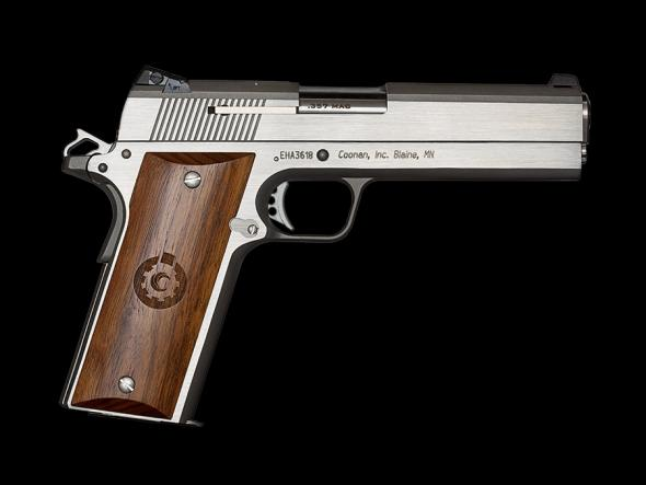 "Coonan Classic .357 Magnum 5"" Barrel Stainless"