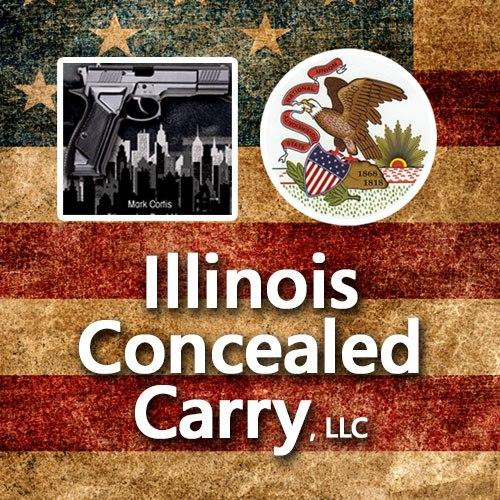 Illinois concealed carry class October 22 & October 23 located at 537 S York St, Elmhurst, IL 60126 (Knights of Columbus)