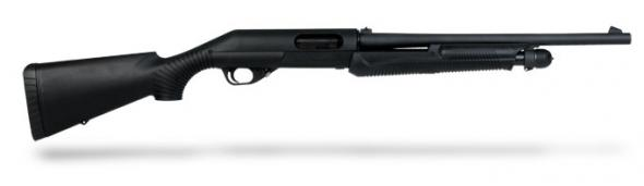 Benelli Nova Pump Tactical, Blk, RS, 12/18.5