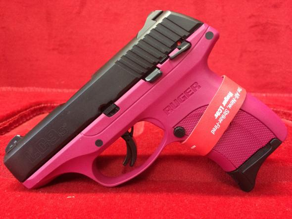Ruger LC9s Rasp (9mm)