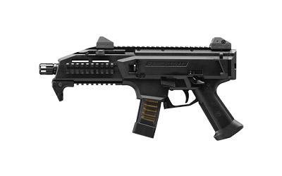 "CZ, Scorpion EVO 3 S1, 9MM, 7.7"" Barrel, Alloy Frame, Black Finish, 20Rd"