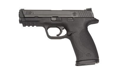 """Smith & Wesson, M&P, Full Size, 9MM, 4.25"""" Barrel, Polymer Frame,Blue Finish, Low Profile Carry Sights, 10Rd, 2 Magazines, Tac Rail, No Internal Lock"""
