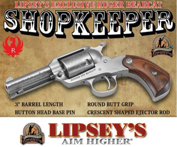 Shopkeeper Ruger