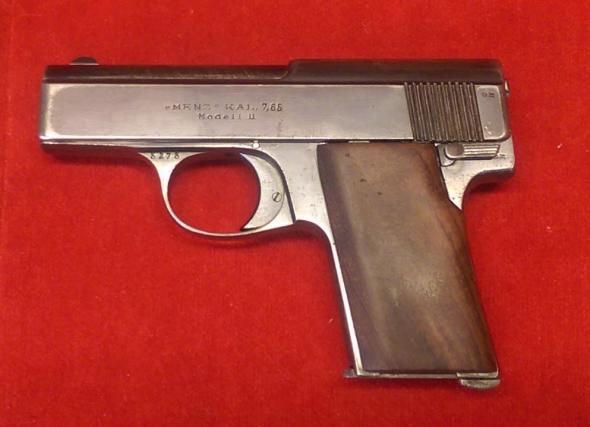 Menz Kaj Model II (7.65 MSR)