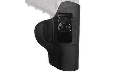 Tagua Super Soft Inside the Pants Holster, Fits Glock 19/23/32, Right Hand,  Black Leather SOFT-310