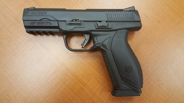 Ruger American-Pistol 9MM BLK 17RD