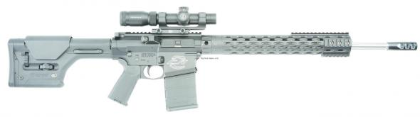 "Colt Competition Rifle CRL-20 Pro Series .308 Winchester 20"" barrel PRS stock Standard muzzle brake 20 rounds"