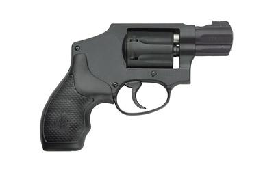 "Smith & Wesson 351C, Double Action Only, Small Frame, 22 WMR, 1.875"" Barrel, Alloy Frame, Black Finish, Rubber Grips, Fixed Sights, 7Rd, with out Internal Lock 103351"