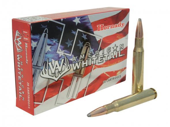 Hornady .30-06 Springfield Ammunition 20 Rounds InterLock BTSP 180 Grains