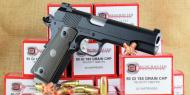 """Guncrafter Industries No#1, 1911 Full Size 5"""" Government .50GI"""