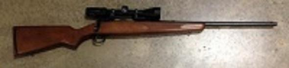 SAVAGE 111 WOOD STOCK 308 WIN BOLT ACTION RIFLE