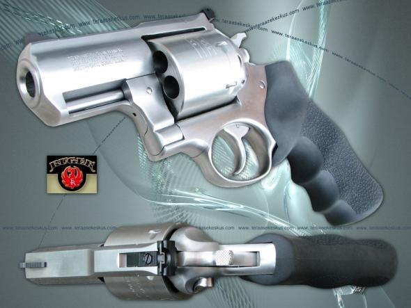 Ruger Super Redhawk Alaskan .44 Remington Magnum 2.5 Inch Barrel Satin Stainless Steel Finish 6 Round 💲💲Cash $939.95💲💲