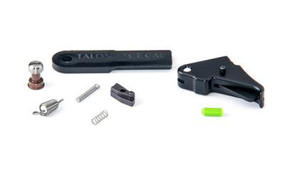 Apex Tactical Specialties Shield Flat-Faced Action Enhancement Trigger  andDuty Carry Kit, Black 100-132