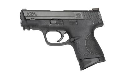 """Smith & Wesson M&P, Compact, 9MM, 3.5"""" Barrel, Polymer Frame, Blue Finish, Low Profile Carry Sights, 10Rd, 2 Magazines 109204"""