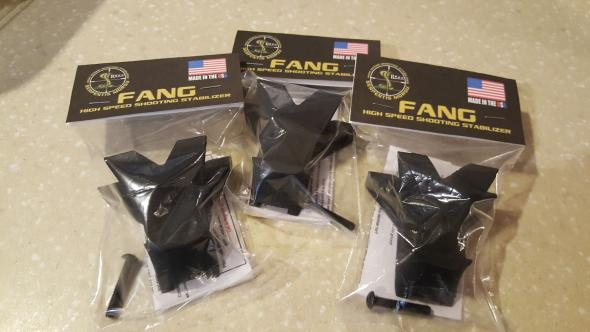 Fang Shooting Stabilizer for AR