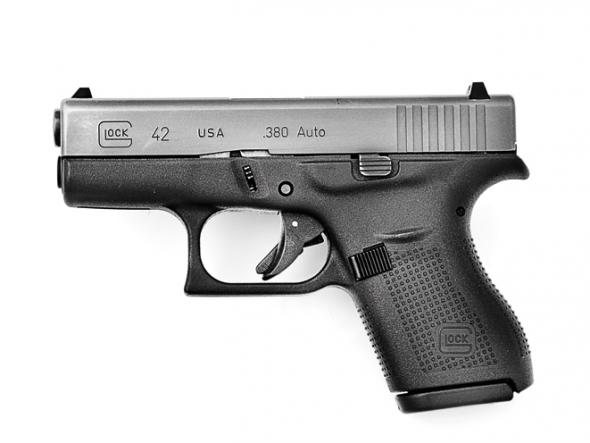 Glock 42  380 ACP