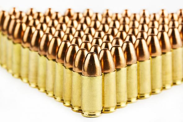 1000rds Bulk 9mm FMJ