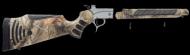 Thompson Center Arms Encore Pro Hunter Single Shot Rifle Frame, Realtree Hardwood Camo Stock, Stainless Finish
