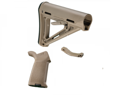 Magpul Moe Furniture Kit Fde