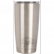 Calcutta CSST-20 Stainless Steel Double Wall Traveler Drinkware 20oz w/Lid