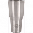Calcutta CSST-30 Stainless Steel Double Wall Traveler Drinkware 30oz w/Lid