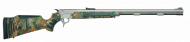 "Thompson Center Arms Encore Endeavor .50 Caliber Muzzleloader Rifle 28"" Barrel Single Shot Stainless Steel Realtree AP Camo FlexTech Stock"