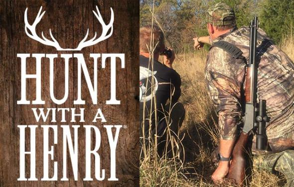 Hunt With A Henry - Start a New Tradition of Your Own
