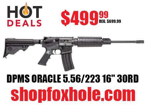 "DPMS ORACLE 5.56/223 16"" 30RD"