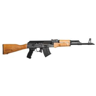 "Century Arms, RAS47, Semi-automatic, 762X39, 16.5"", Black, Wood, 1:10, 10Rd, Side Scope Mount Rail, Bullet Button"