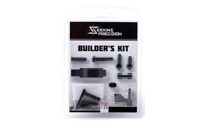Seekins Precision, Builder's Kit, Lower Reciever Parts Kit, for 5 56 AR,  Black