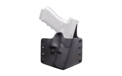 Black Point Tactical Standard OWB Holster, Fits HK VP9, Right Hand, Black  Kydex, with 1 75