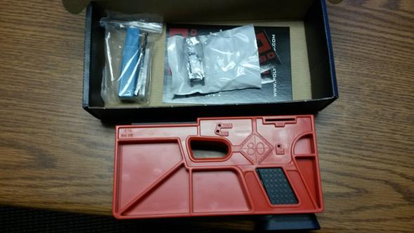 Rock Bottom Guns Build Your Own Glock Polymer80 80 Pistol Frame