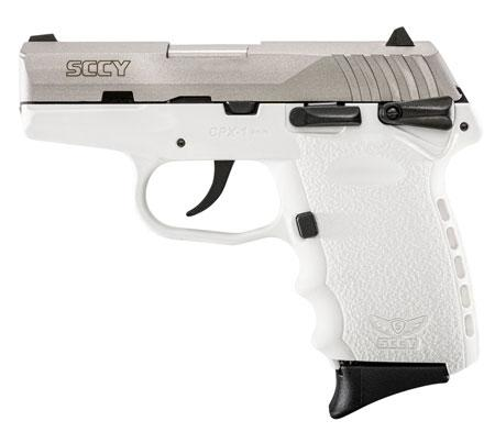 SCCY Industries CPX1TTWT CPX-1 Double 9mm 3 1