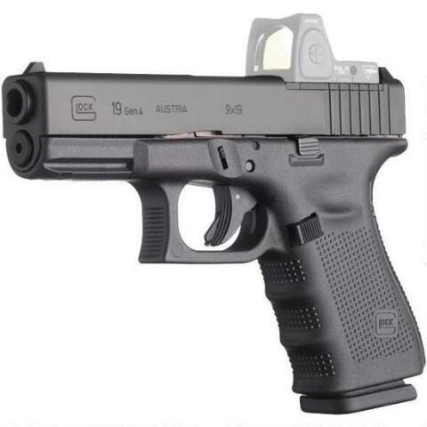 Suburban Sporting Goods | Glock, 19, M.O.S, Semi-automatic Pistol ...