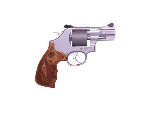 Smith & Wesson, 986PC, Performance Center Revolver, Double Action, 9MM,  2 5