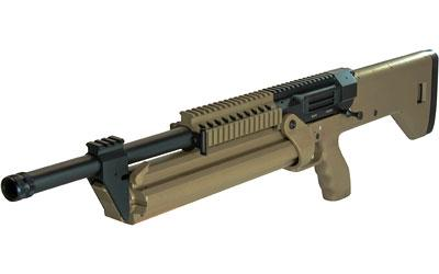 billet shotgun