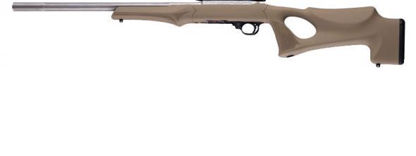 Synthetic rifle stocks thumb hole