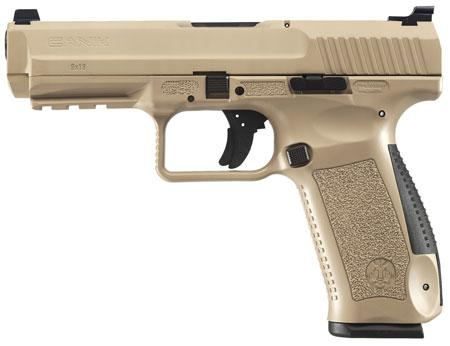 Canik HG4070DN TP9SF Single 9mm Luger 4 4