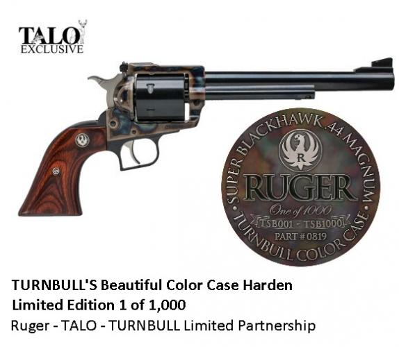 Turnbull Ruger 44