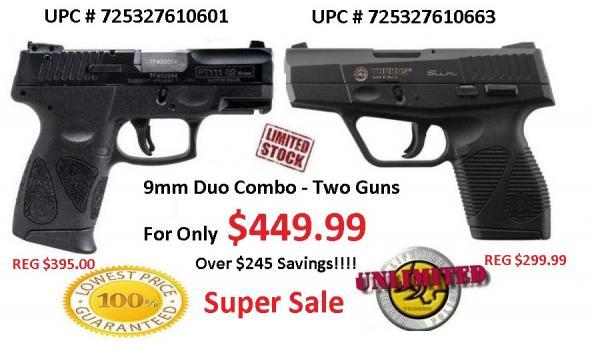 Tarus Duel Deal