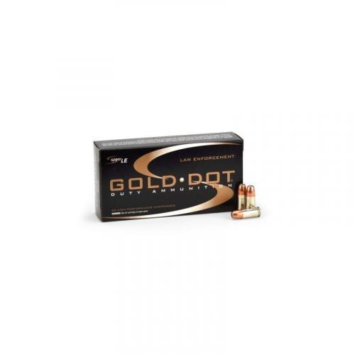 CCI Speer 9mm 115 Grain Gold Dot Hollow Point