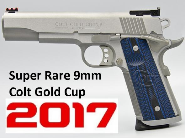Gold Cup 9mm
