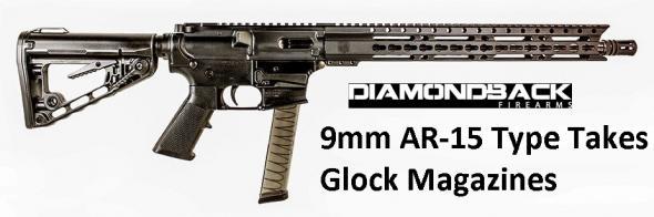 Dimondback 9mm