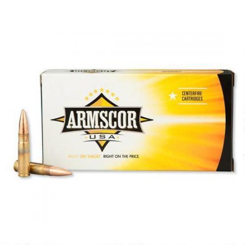 Armscor USA  300 Blackout Ammunition 20 Rounds, Subsonic BTHP, 220 Grains