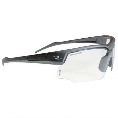 Rock Bottom Guns | Radians SkyBow Shooting Glasses Blue Gray Frame ...