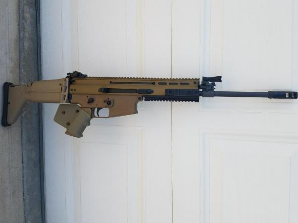 FN SCAR 17S 308WIN 16