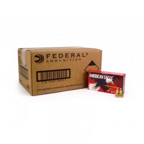 American Arms Inc   Federal Standard 9mm FMJ 115 GR 1000RD
