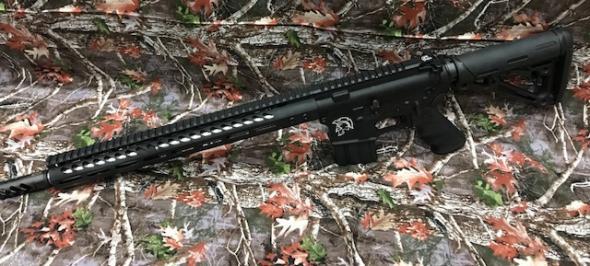 Mid Michigan Armory's Custom Built  450 Bushmaster AR-15